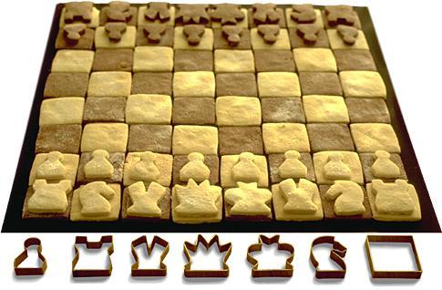 Edible Chess