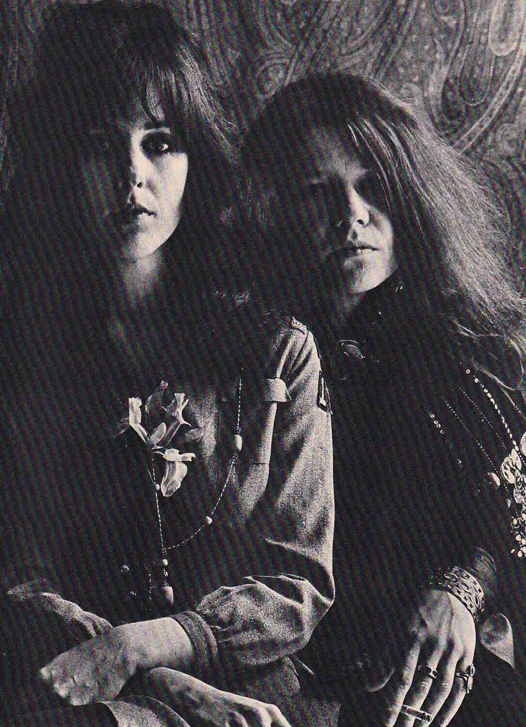 And of course Janis Joplin