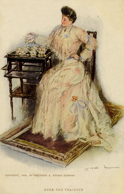 Tea Underwood 1905