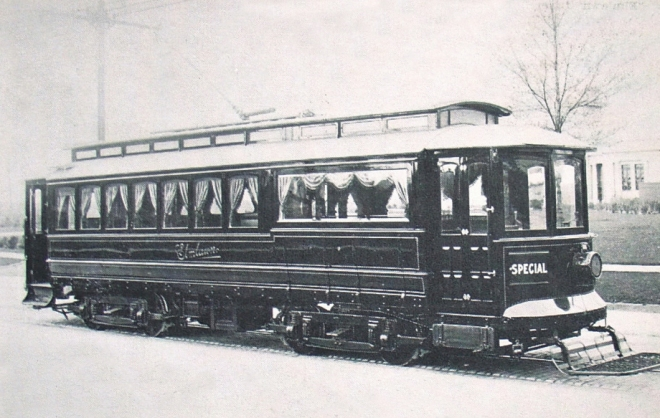 Elmlawn Trolley