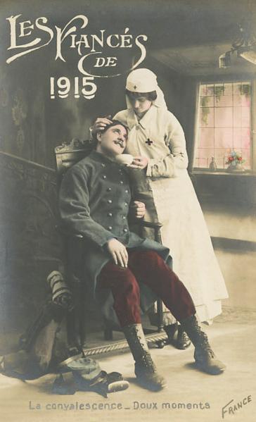Tea Nurse France