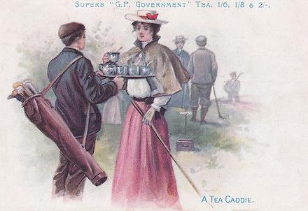 Tea Caddie