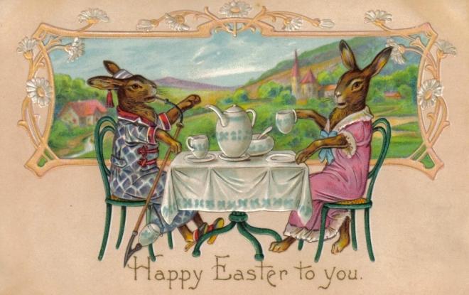 Easter Tea Pipe