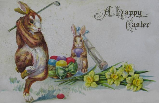 Golf Easter
