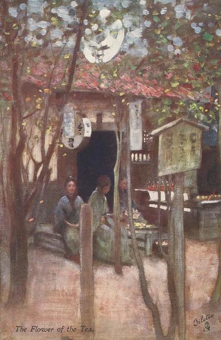 Tea Japan Expo 1910