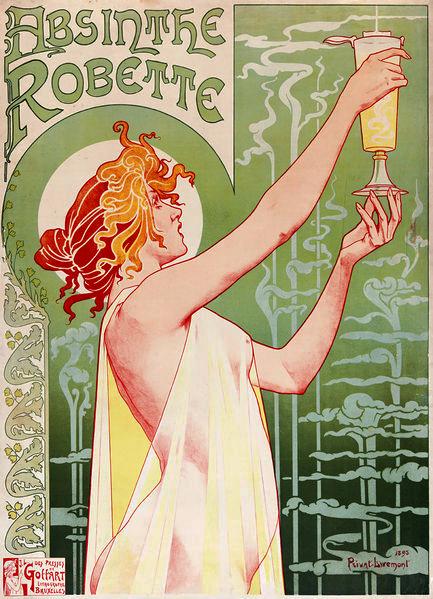 HPL Absinthe 1896