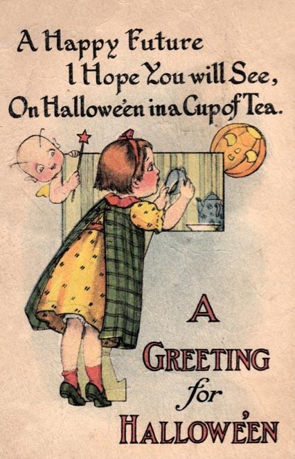 Halloween Tea 2