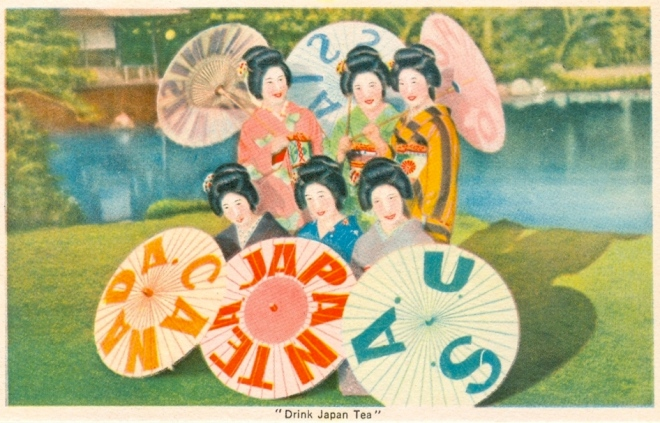 Tea Japan 1