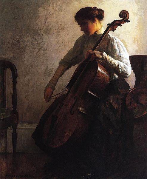 DeCamp_Joseph_The_Cellist