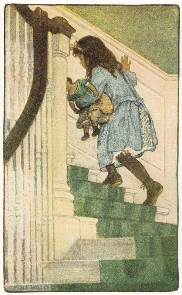 Jessie-Stairs