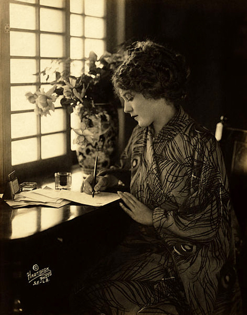 Letter Mary Pickford 2
