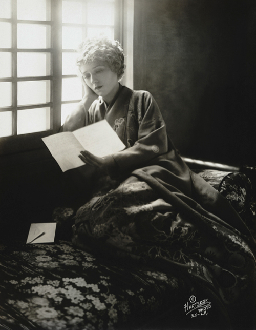 Letter Mary Pickford 3