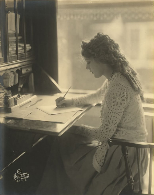 Letter Mary Pickford