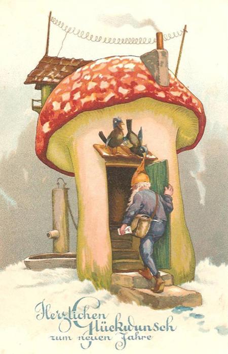 NY 5 Mushroom
