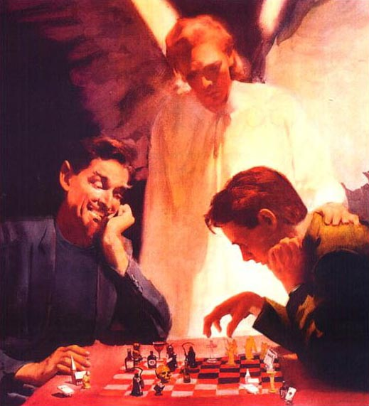 Chess Harry Anderson