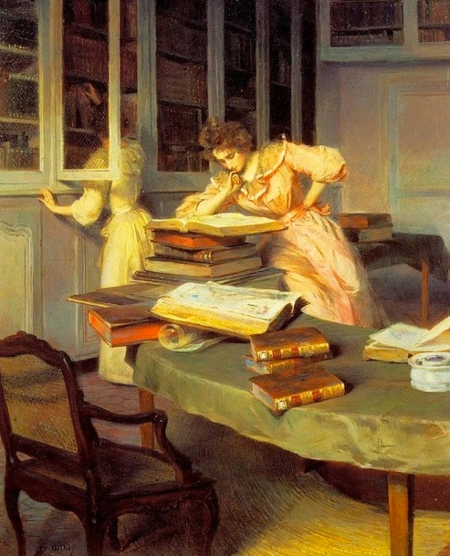 Library-Elegance