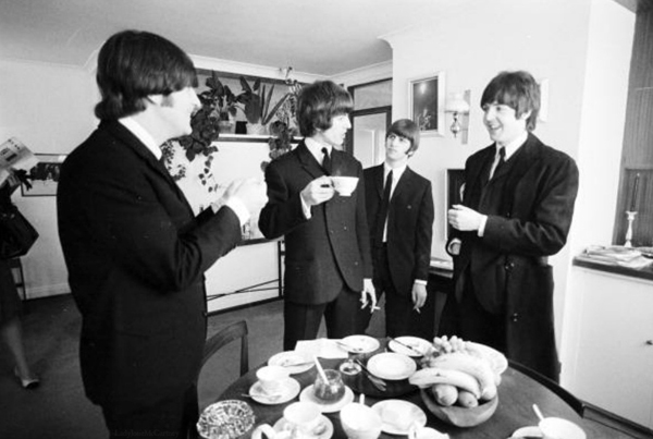 Tea-Beatles