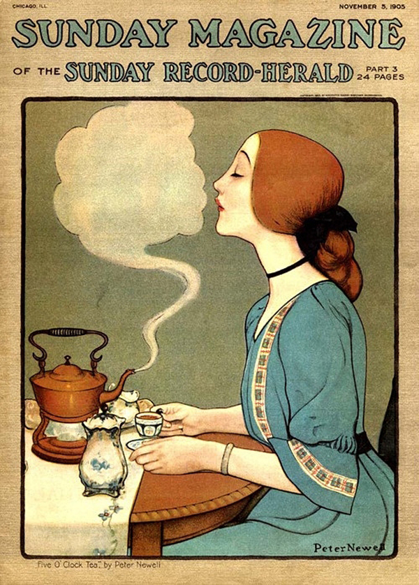 Tea Peter Newell