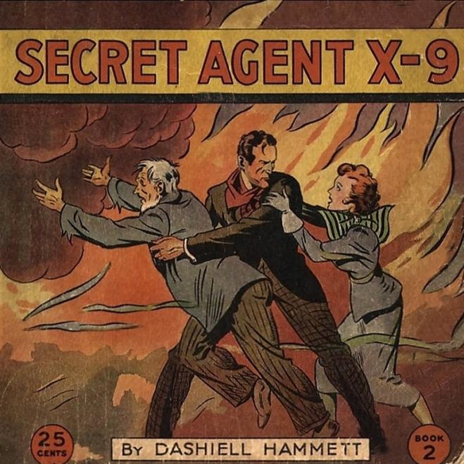 X-9-Alex-Raymond-1909-1956