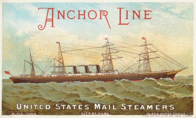 Anchor-Line-Mail