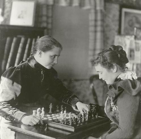 Helen Keller Chess