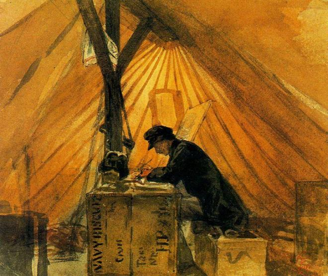 Mariano-Fortuny-Our-tent
