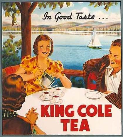 Tea King Cole