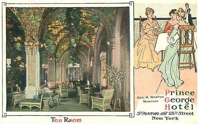 Tea Room Prince George