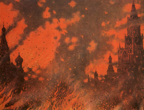 VV Fire of Zamoskvorechye 1896