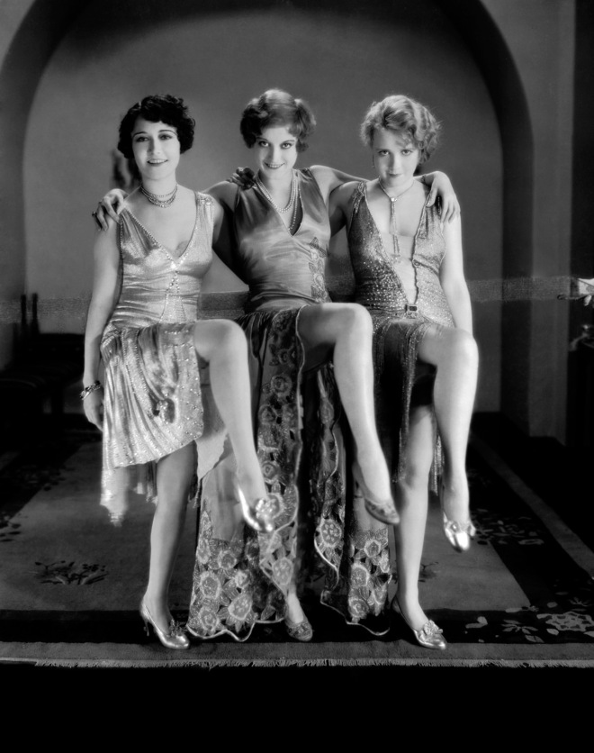 flapper-girls