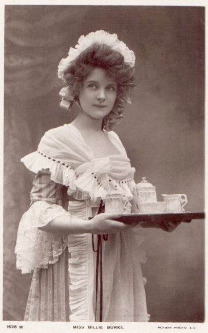 Tea Billie Burke