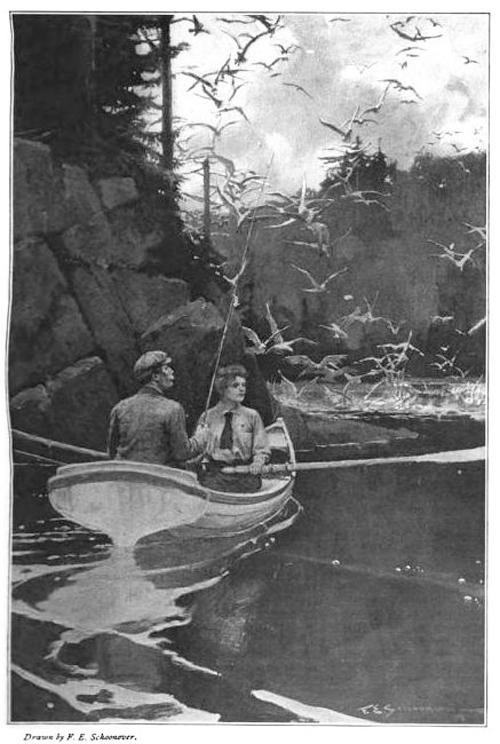 The Gulls' Bathtub