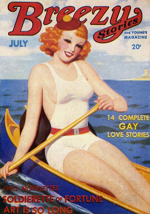 Bolles Breezy 1936