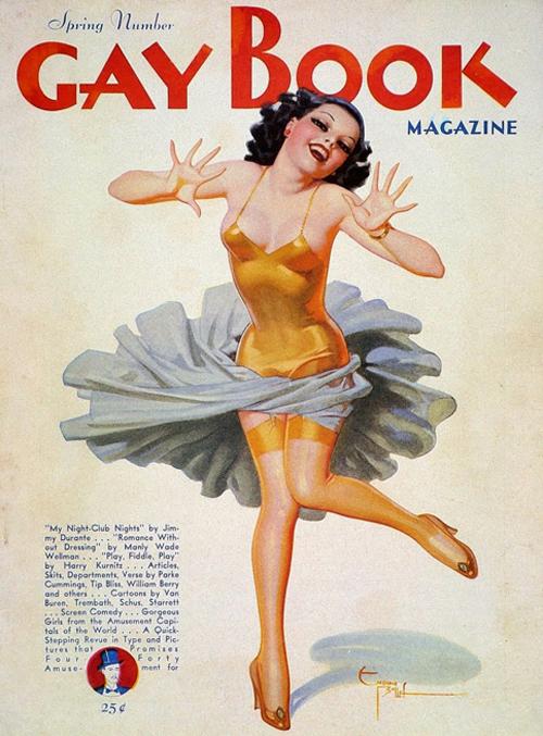 Bolles Gaybook 1934