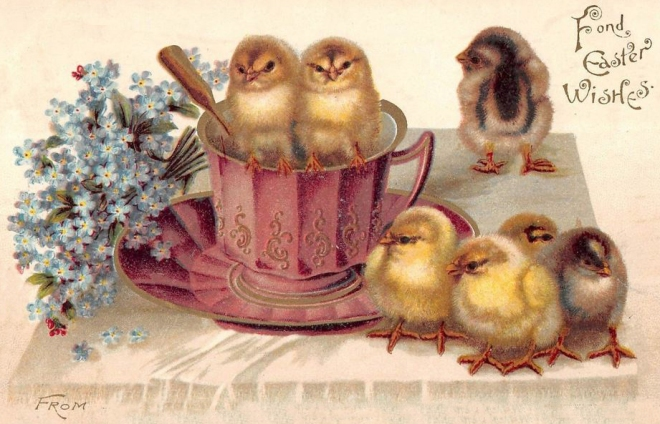 Easter Tea 2