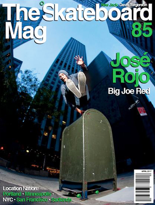 Hippy Jump Over Mailbox Alex Olson NYC