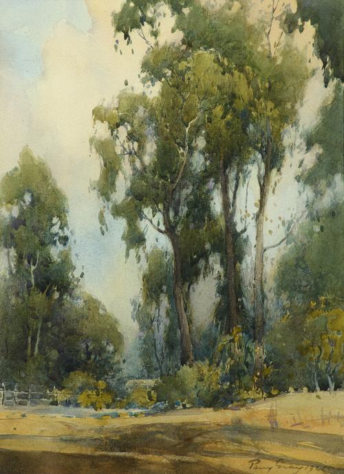 Percy Gray Eucalyptus Grove Monterey