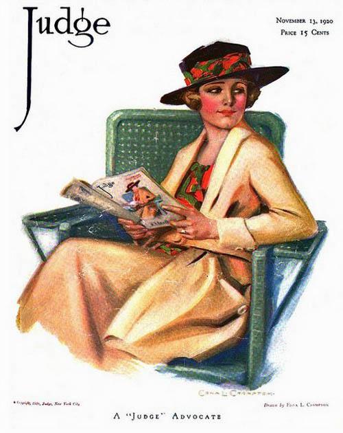Reader Edna Crompton