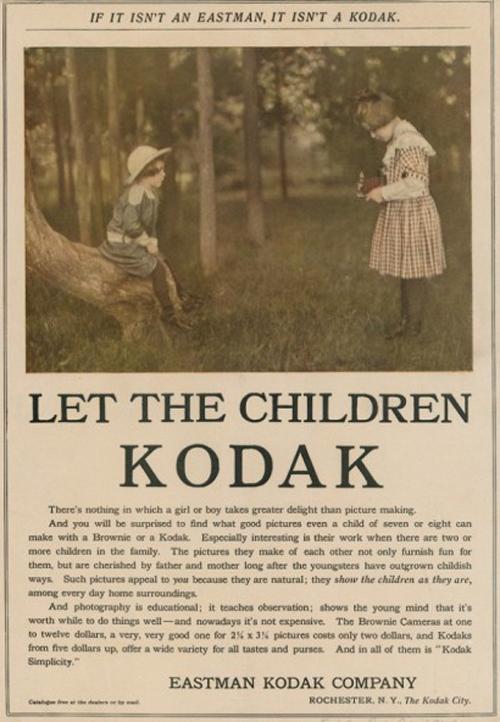 eastman kodak ad