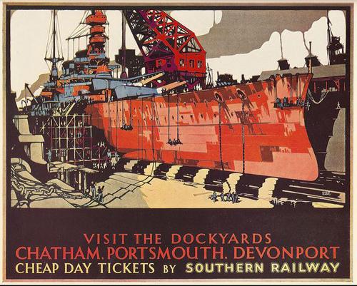 Leslie Carr Dockyards