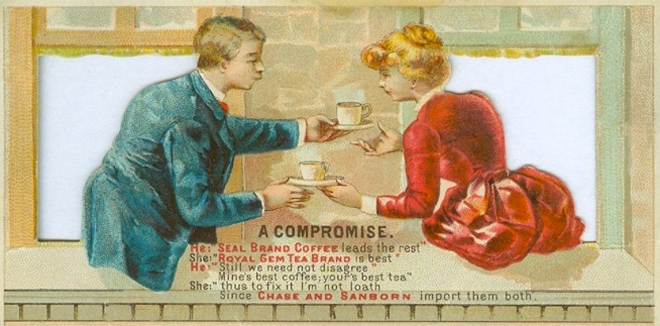 Tea Chase Sanborn