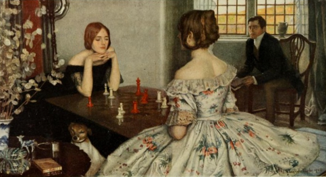 Chess Leonard Campbell Taylor