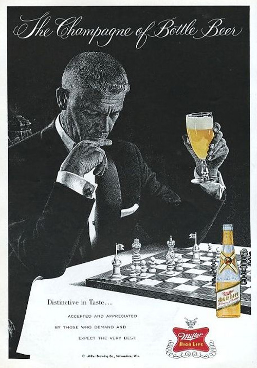 Chess Miller Beer