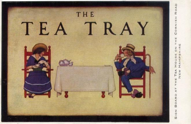 Tea Tray 2