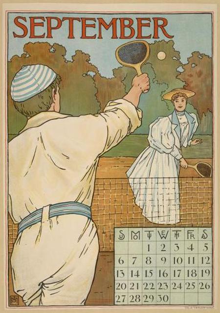 September Tennis