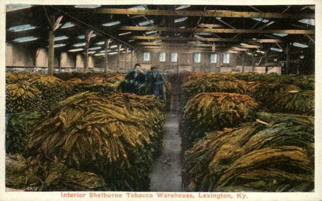 Tobacco Warehouse Lexington