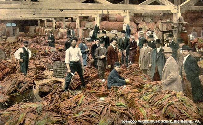 Tobacco Warehouse Richmond