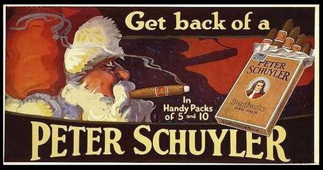 Santa Cigar