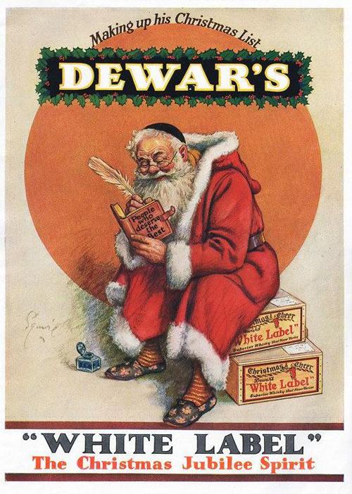 Santa Dewars 1935