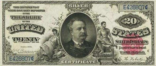 Bill 1890s 20